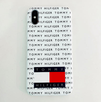 coque iphone 7 tommy hilfiger blanche