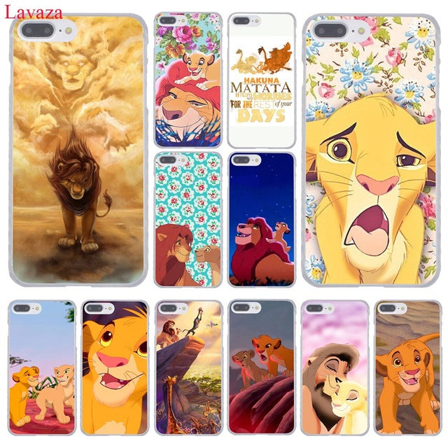 coque iphone xr le roi lion
