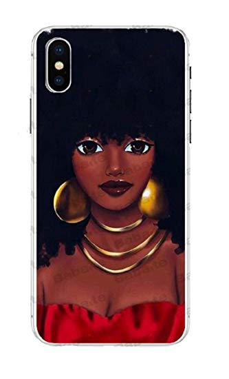 coque iphone xr melanin poppin