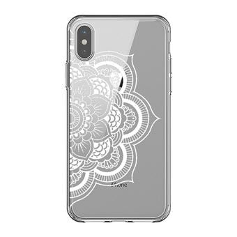 coque iphone xr motif mandala
