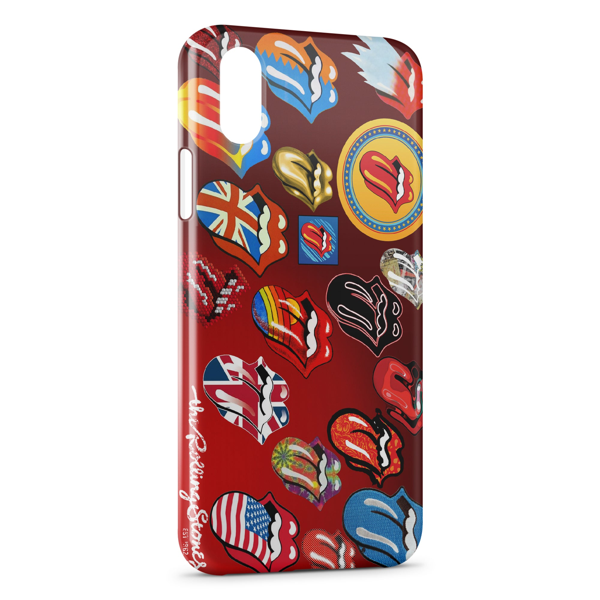 coque samsung j3 the rolling stones