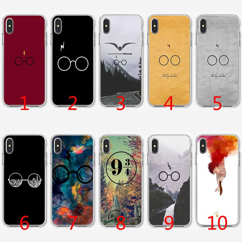 coque iphone xr silicone harry potter