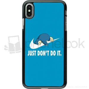 coque iphone xs max just do it