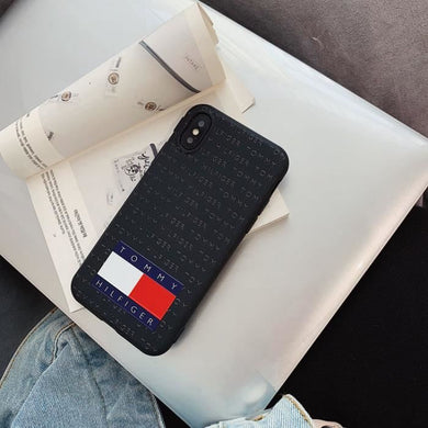 coque iphone xs tommy hilfiger
