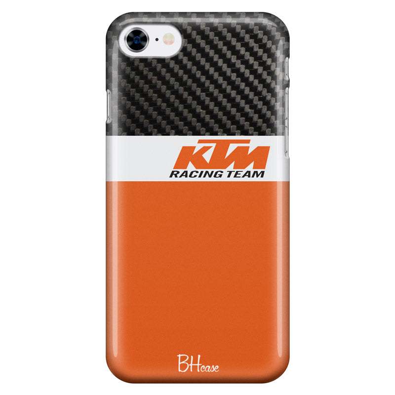 Coque iPhone 7 Plus KTM RC