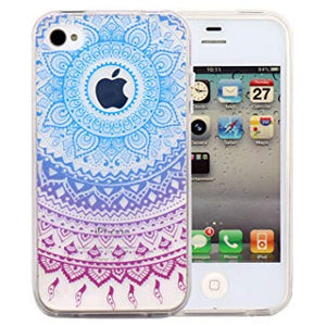 coque mandala iphone 4