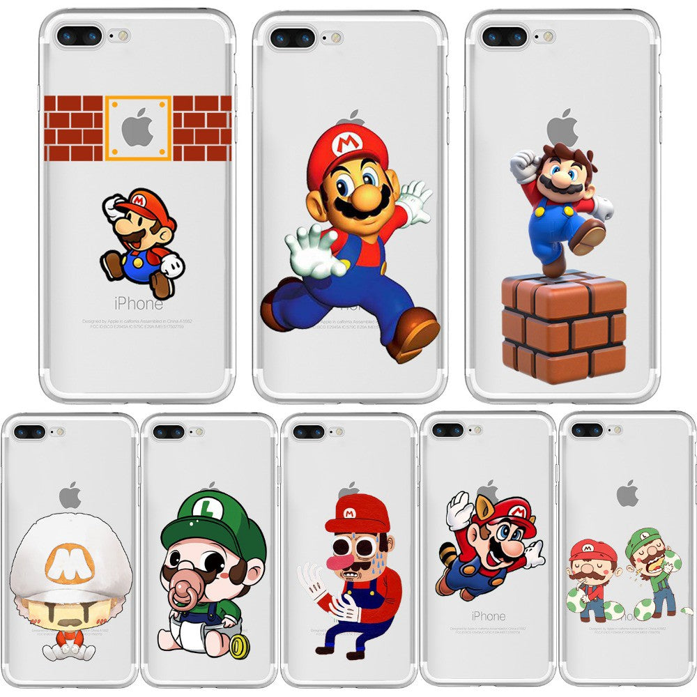 coque mario iphone 6