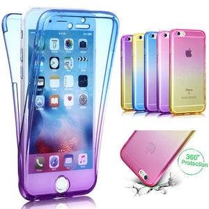 coque multicolore iphone 6