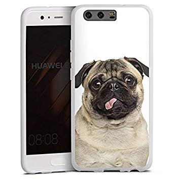 coque p10 huawei chien