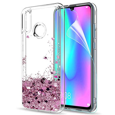 coque paillette huawei p smart 2019