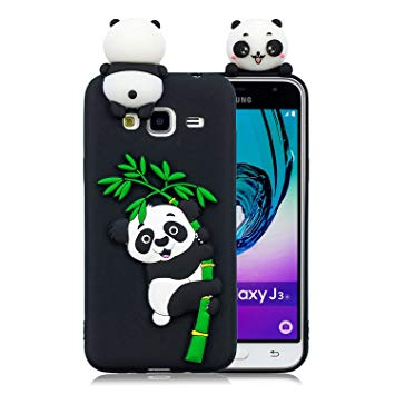 coque panda galaxy j3 2016
