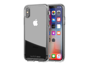 coque pure clear de tech21 pour iphone xs max