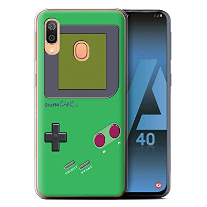 coque samsung a40 jeux video
