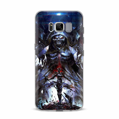 coque samsung j7 2017 overlord
