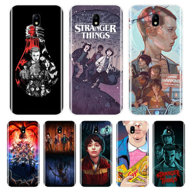 coque samsung j7 prime stranger things