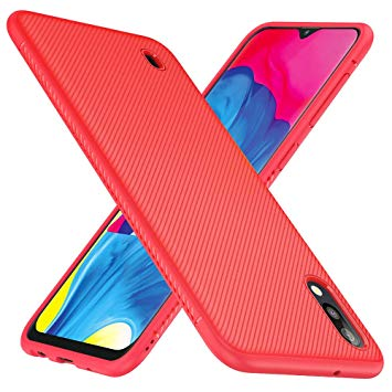 coque samsung rouge a10