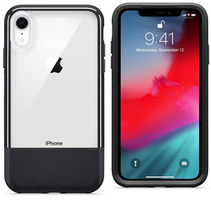 coque silicone fine iphone xr belkin