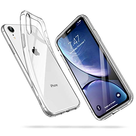 coque transparente devant derriere iphone xr