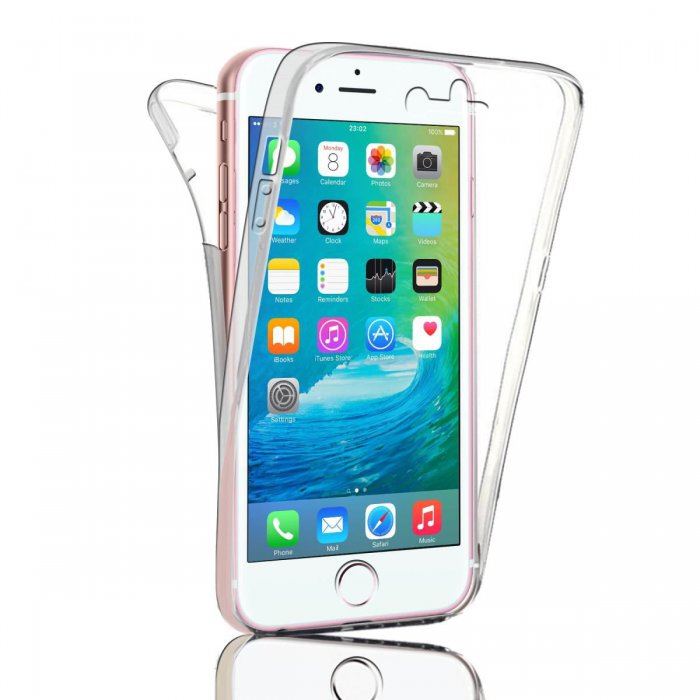 coque transparente integrale iphone 6
