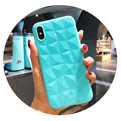 diamond texture coque iphone 6