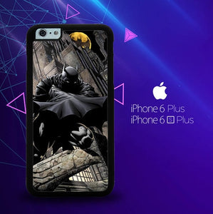 Batman art X6063 coque iPhone 6 Plus, 6S Plus