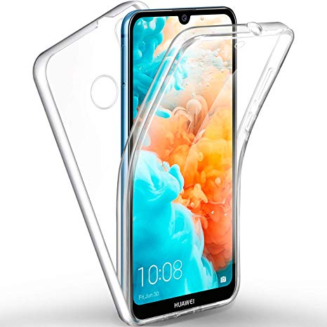 coque crystal pour huawei y6 2019