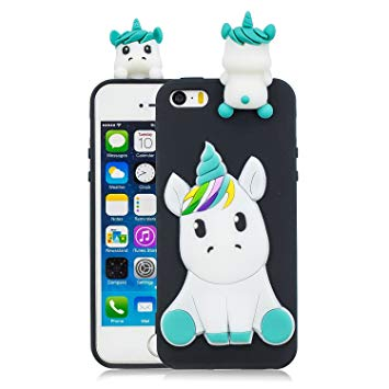 iphone 5 coque licorne