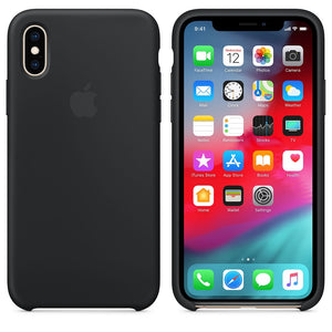 iphone xs coque silicone