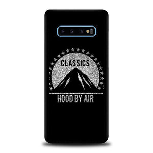 coque custodia cover fundas hoesjes j3 J5 J6 s20 s10 s9 s8 s7 s6 s5 plus edge B22231 Hood By Air Classics H0038 Samsung Galaxy S10 Case