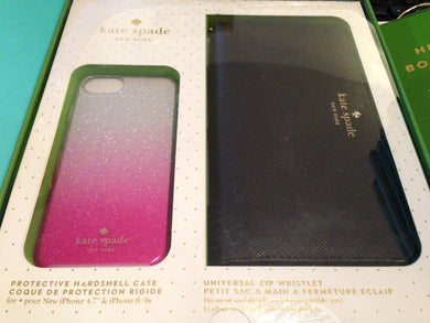 kate spade coque iphone 6 gift set
