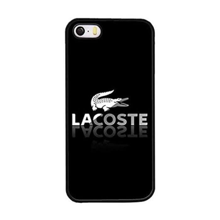 lacoste coque iphone xs max