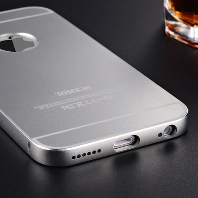 luxury aluminium coque iphone 6