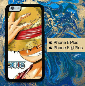 luffy one piece W5306 coque iPhone 6 Plus, 6S Plus