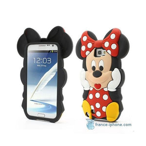 coque samsung s4 mini disney