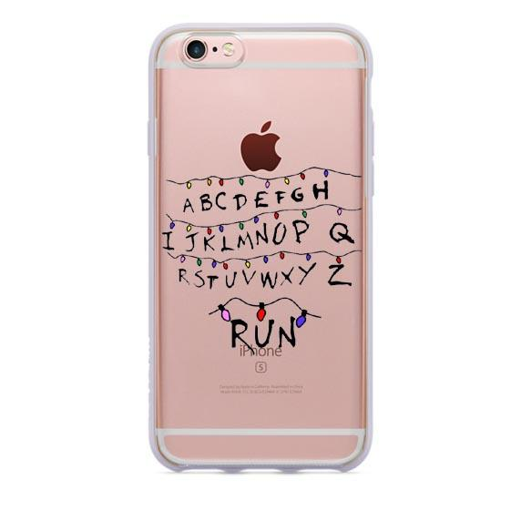 stranger things coque iphone 5
