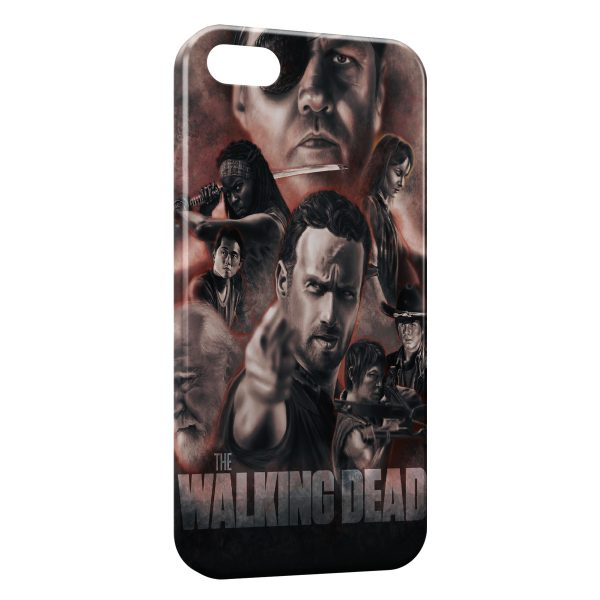 the walking dead coque iphone 5