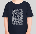 Load image into Gallery viewer, Kids T-shirt - Blue
