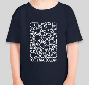 Kids T-shirt - Blue