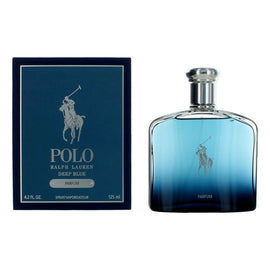 Polo Deep Blue by Ralph Lauren, 4.2 oz Parfum Spray for Men