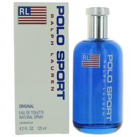 Polo Sport by Ralph Lauren, 4.2 oz Eau De Toilette Spray for Men