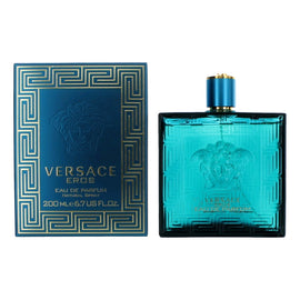 Eros by Versace, 6.7 oz Eau De Parfum Spray for Men