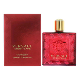 Eros Flame by Versace, 3.4 oz Eau De Parfum Spray for Men