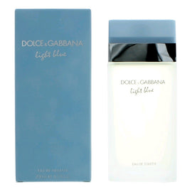 Light Blue by Dolce & Gabbana, 6.7 oz Eau De Toilette Spray for Women