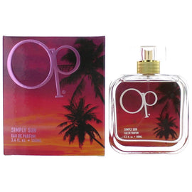 OP Simply Sun by Ocean Pacific, 3.4 oz Eau De Parfum Spray for Women