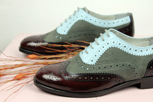 Antwerp Tricolor Oxford