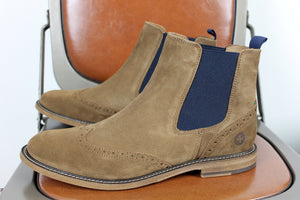 Moscow Chelsea boots