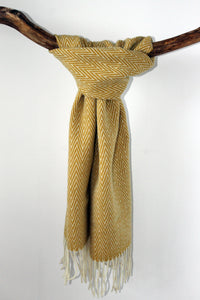 Scarf Thorn Yellow