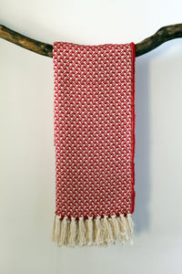Scarf Swallow Red