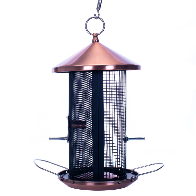 Bird Feeder Honeyfields Cottage Garden Peanut Or Seed Feeder NEW