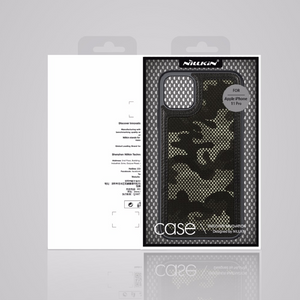 iPhone 11 - Nillkin - Camouflage Design Fabric Case